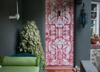 Декор дверей