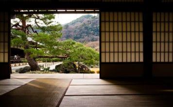 Японские двери