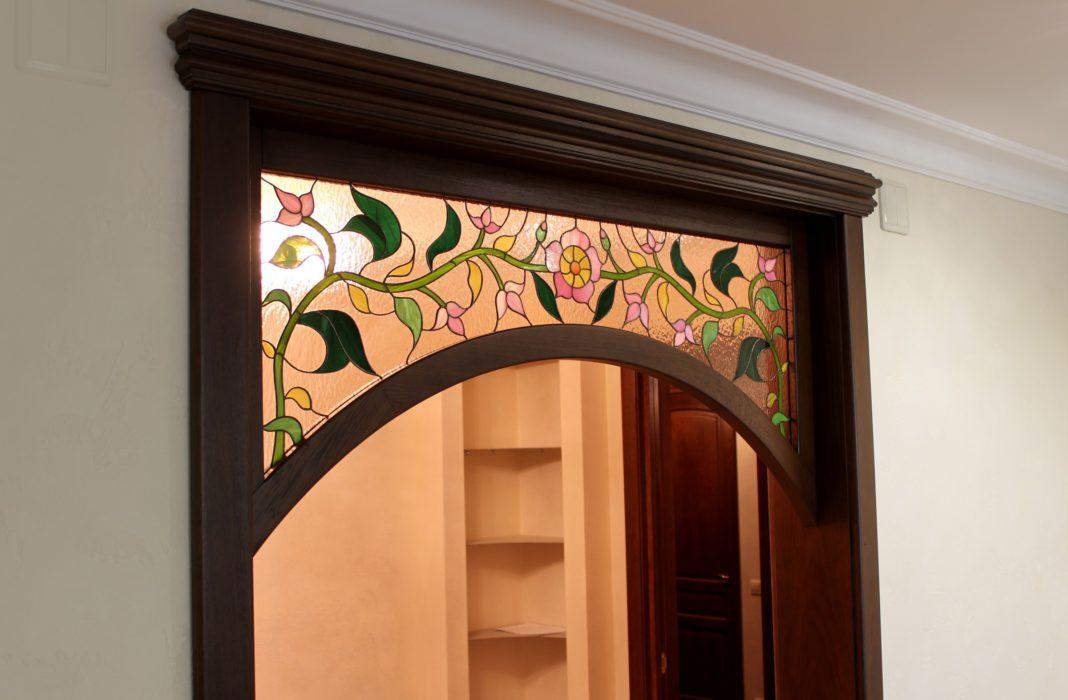 Перенос дверного прома в панельном доме
