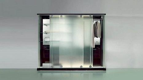 дизайнерский шкаф-купе