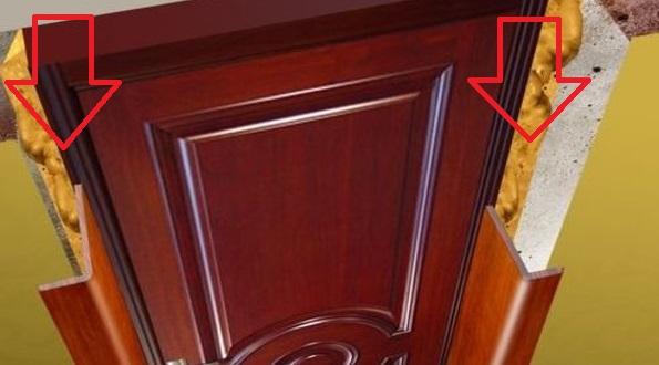 Доборы на входные двери, их назначение, и методы установки