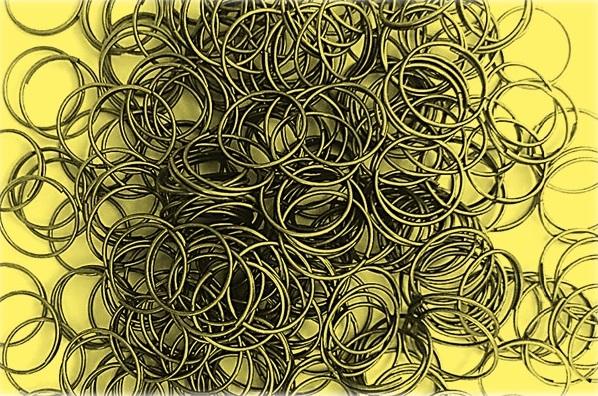 металлические колечки для изготовления штор висюлек
